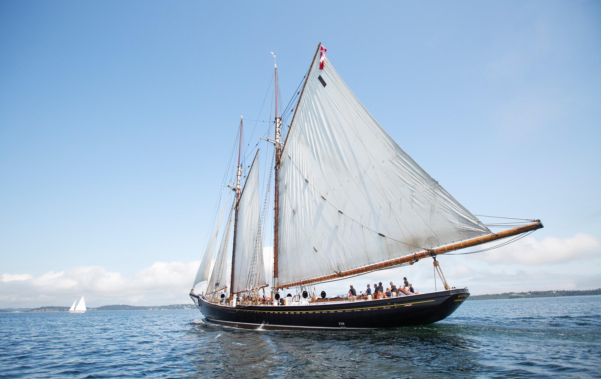Bluenose II | Stories | Trip Ideas | Tourism Nova Scotia